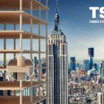 Technologie d'assemblage de CLT (TS3)